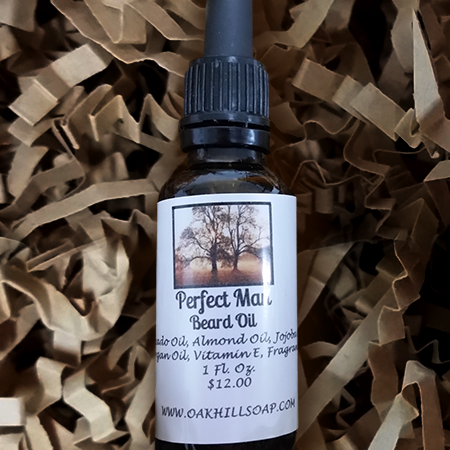 Perfect Man Beard Oil